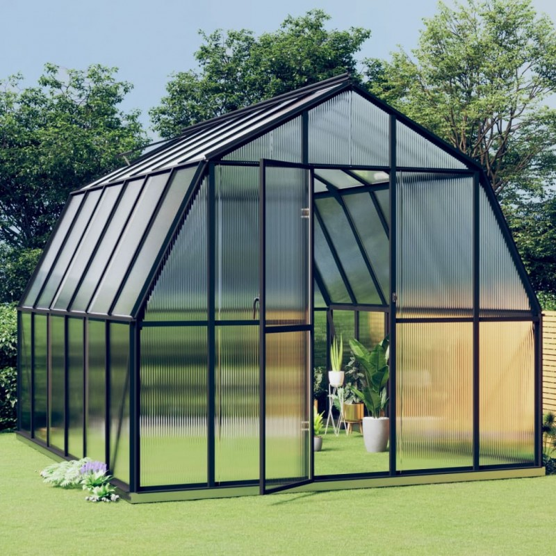 vidaXL Caja para discos de vinilo aglomerado negro 71x34x36 cm