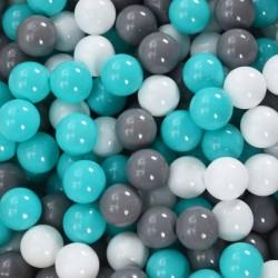 vidaXL Mueble de TV aglomerado blanco 120x30x37,5 cm