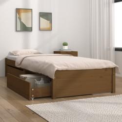 vidaXL Estantería para CDs de aglomerado blanco 21x16x88 cm