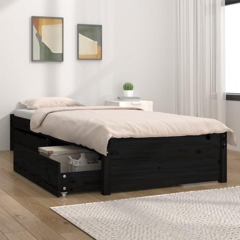 vidaXL Estantería para CDs de aglomerado blanco brillante 21x16x88 cm