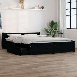 vidaXL Estantería para CDs aglomerado blanco 21x16x93,5 cm