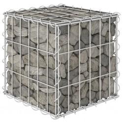 vidaXL Lavabo redondo de cerámica blanco 40x15 cm