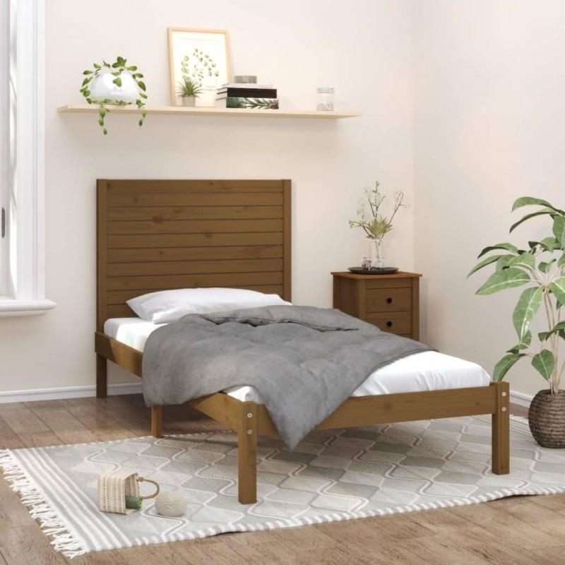 vidaXL Colchoneta de dormir autoinflable 185x55x3 cm individual