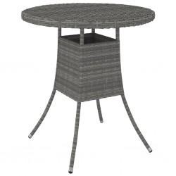 vidaXL Escalera de seguridad de piscina elevada 3 peldaños 122 cm