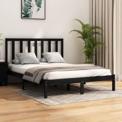 vidaXL Escalera de cuerda para niños 290 cm madera