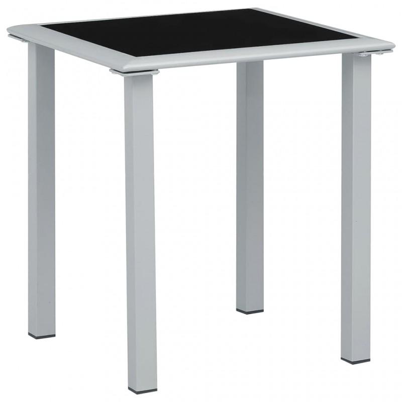 vidaXL Colchón de aire inflable con almohada rosa 66x200 cm