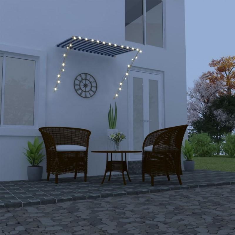 vidaXL Jardinera hexagonal de gaviones 100x90x50 cm