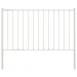 vidaXL Jardinera hexagonal de gaviones 200x173x40 cm