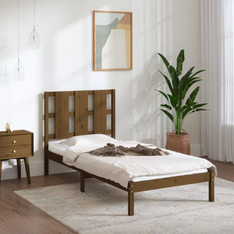 vidaXL Manguera de succión con conectores de latón 7 m 25 mm negra