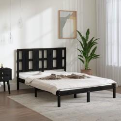 vidaXL Cesta trasera de bicicleta con tapa sauce natural 55x31x36 cm