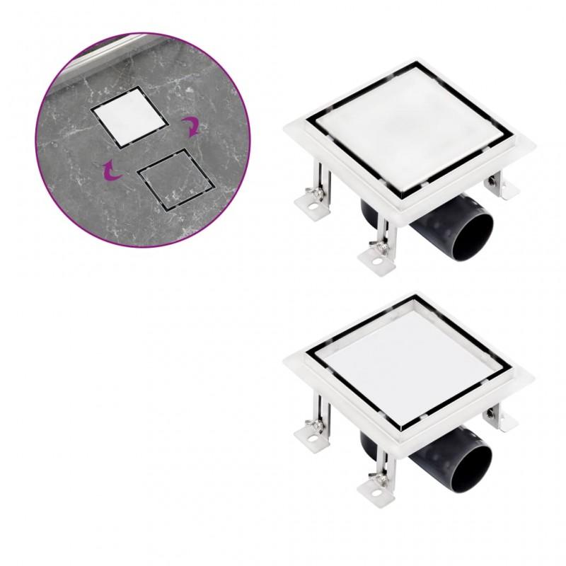 vidaXL Mosquitera plisada para ventanas aluminio 80x120cm