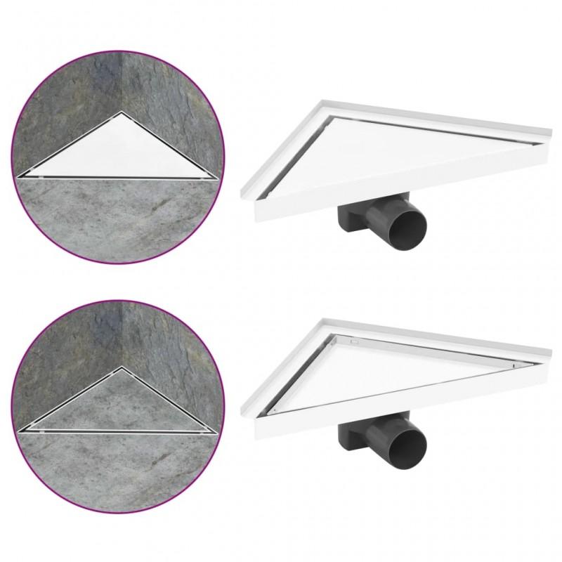 vidaXL Correas de sujeción de trinquete 4 uds 4T 8mx50mm azul