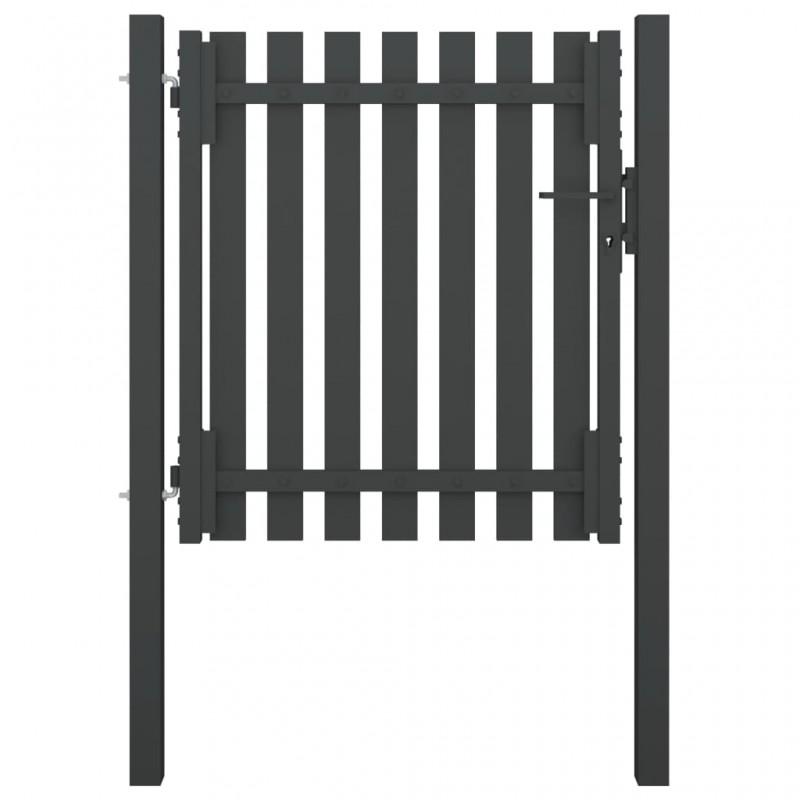 vidaXL Persiana enrollable de ducha 160x240 cm blanco