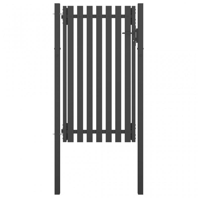vidaXL Persiana enrollable de ducha 120x240 cm cuadrados