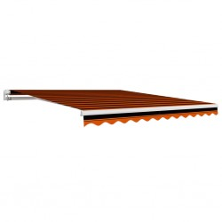 vidaXL Persiana enrollable de ducha 140x240 cm cuadrados