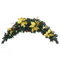 vidaXL Estructura de cama de tela gris 200x200 cm