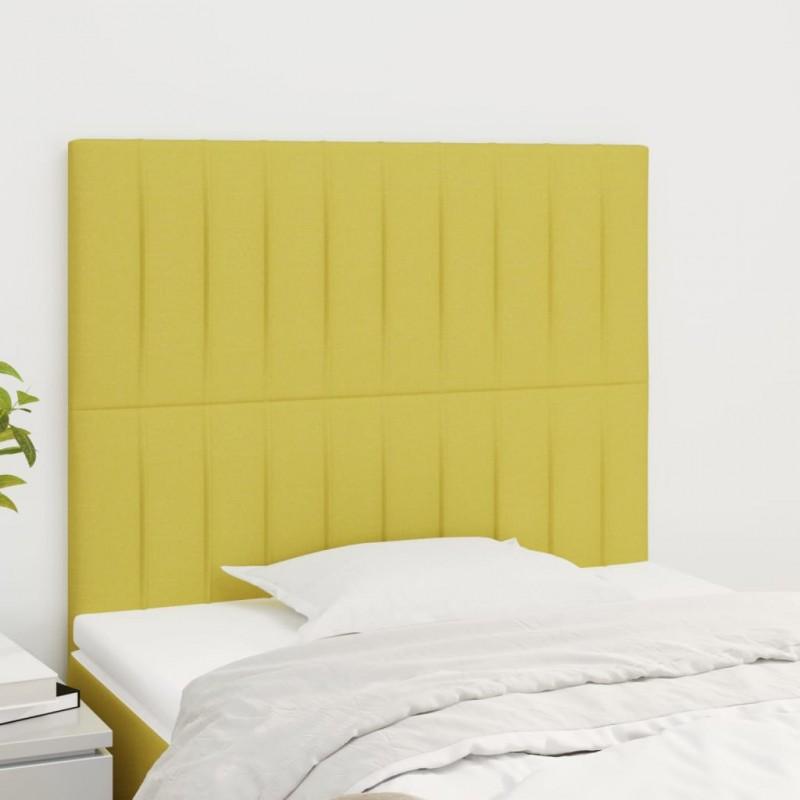 vidaXL Invernadero de madera de pino impregnada 2 uds 100x50x35 cm