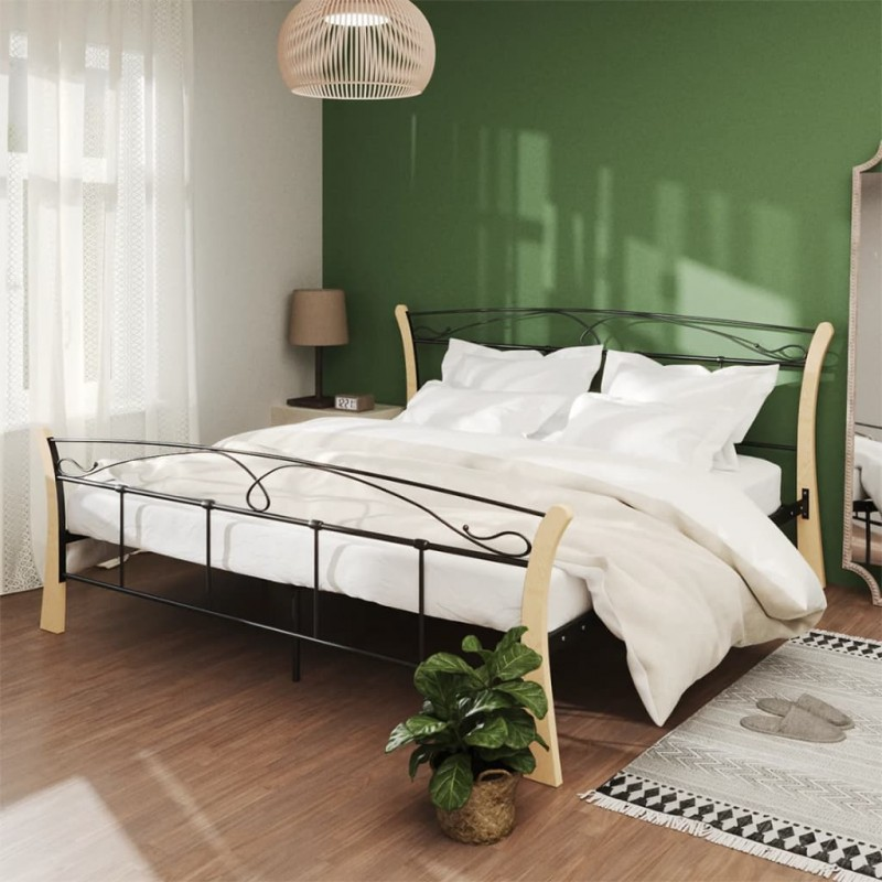 vidaXL Cobertizo de cubo de basura ratán sintético marrón 76x78x120cm