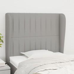 vidaXL Leñero de vidrio transparente 80x35x120 cm