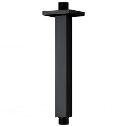 vidaXL Caseta de jardín de metal marrón 257x497x178 cm