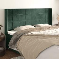 vidaXL Cama canapé hidráulica cuero sintético blanco 180x200 cm