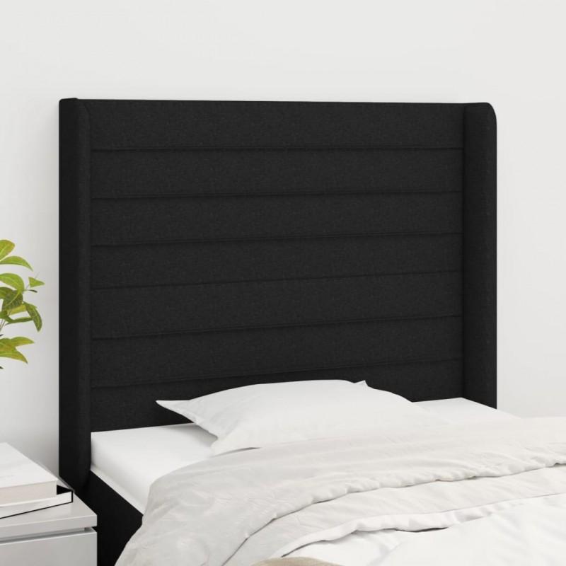 vidaXL Estructura de cama de cuero artificial blanco 180x200 cm
