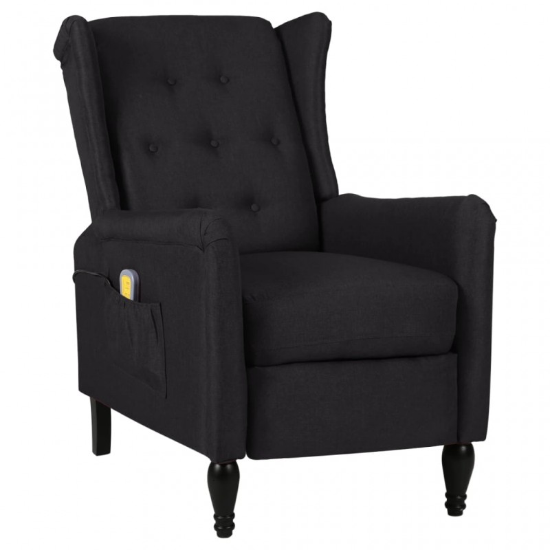 Manta de Lana con Cinchas 145 cm (Azul)