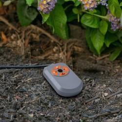 vidaXL Tablero de mesa redondo MDF 600x18 mm