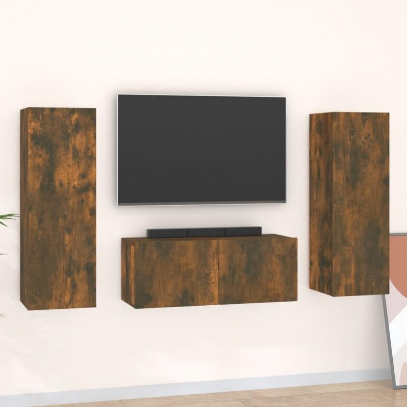 vidaXL Red de luces para árbol de Navidad con 300 LEDs IP44 300 cm