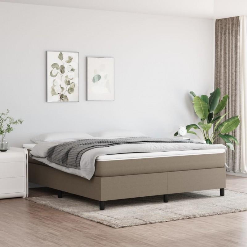 vidaXL Cubo de basura con tapa de bisagra 50 L negro y azul