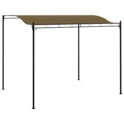 vidaXL Lavabo de lujo redondo cerámica rosa mate 40x15 cm