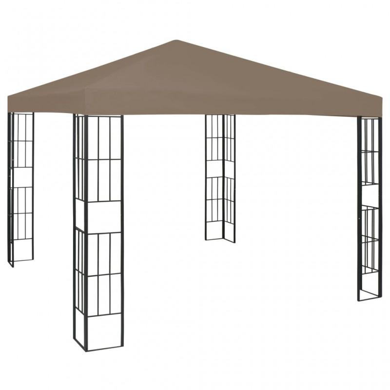 vidaXL Escalera de aluminio 4 peldaños 150 kg