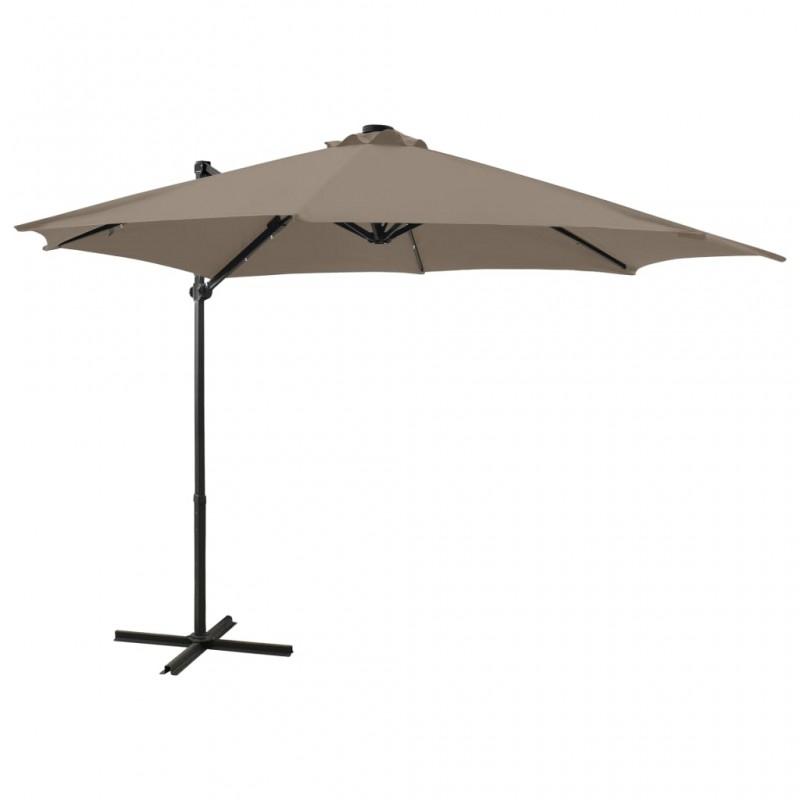 vidaXL Mueble bar de bola del mundo madera de eucalipto azul