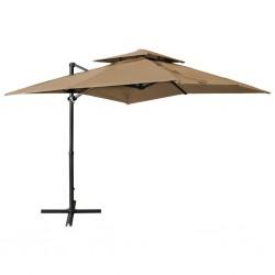vidaXL Caja fuerte para coche de acero negro 21,8x16x7 cm