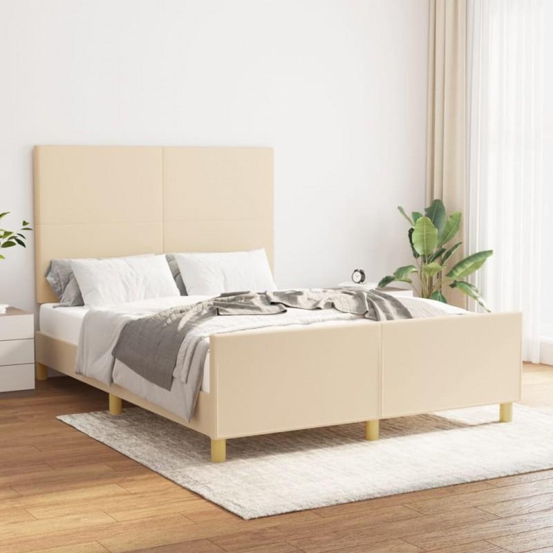 vidaXL Lámpara de trípode madera maciza de teca gris y negro 141 cm