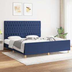 vidaXL Estructura de cama de madera maciza de sheesham 140x200 cm