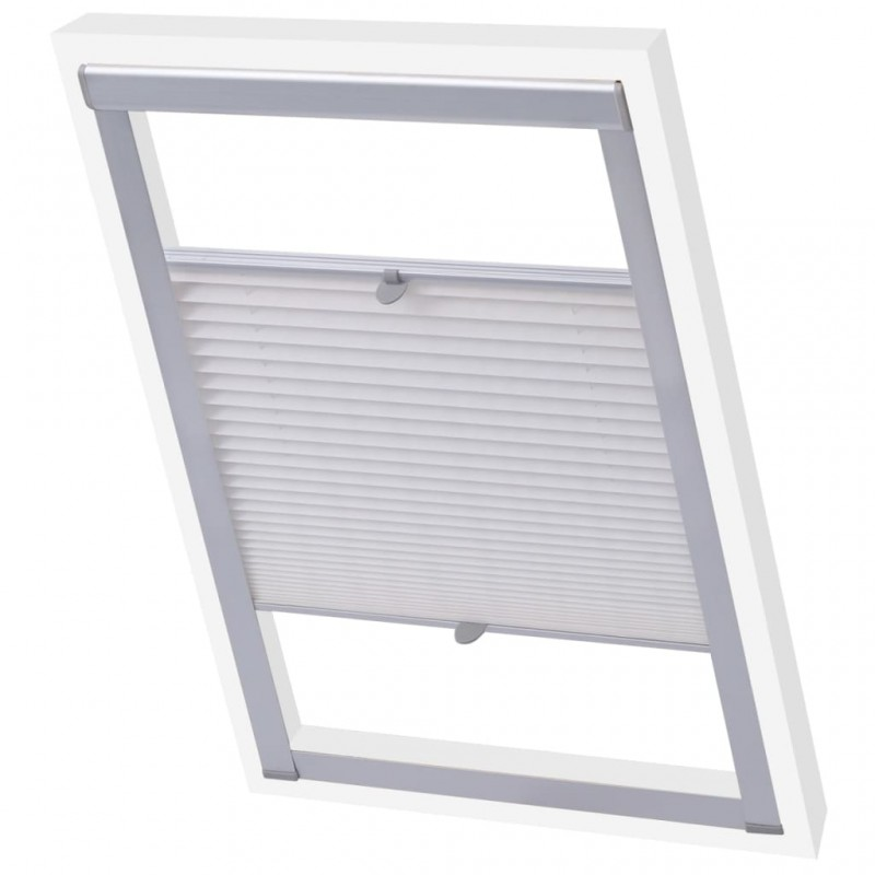 4 fundas blancas para cojines de algodón, 50 x 50 cm