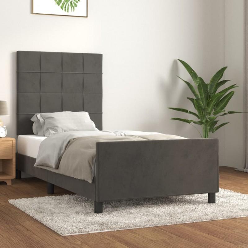 vidaXL Pala quitanieves para cortacésped con adaptador 100 cm