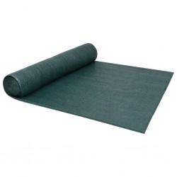 vidaXL Caja de cuerda de madera maciza de teca 110x40x40 cm