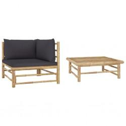 vidaXL Felpudo lavable negro 60x90 cm
