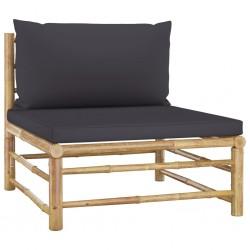 vidaXL Felpudo lavable negro 90x120 cm