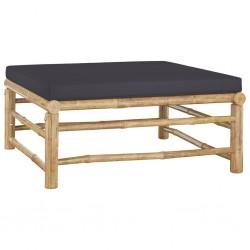 vidaXL Felpudo lavable negro 90x150 cm