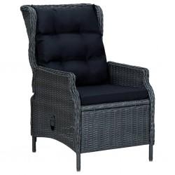 vidaXL Felpudo lavable rojo 40x60 cm