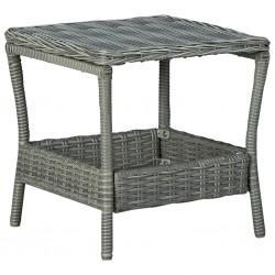 vidaXL Felpudo lavable verde 60x90 cm