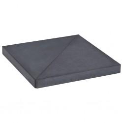 vidaXL Felpudo lavable rosa 60x90 cm