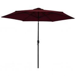 vidaXL Felpudo lavable rosa 60x180 cm