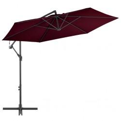 vidaXL Felpudo lavable rosa 90x150 cm