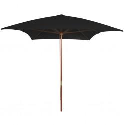 vidaXL Felpudo lavable naranja 90x150 cm