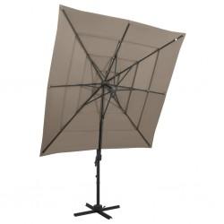 vidaXL Altavoces pasivos escenario profesional hifi 2 uds 800 W negro