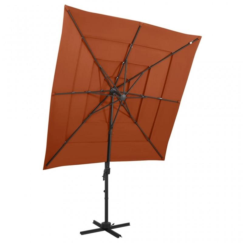 vidaXL Altavoces pasivos escenario profesional hifi 2 uds 1000 W negro